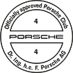 Officially approved Porsche Club 4